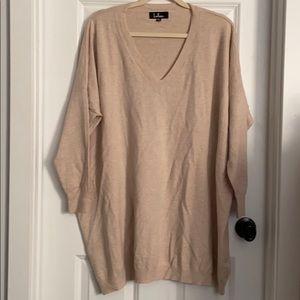 NWT tunic sweater